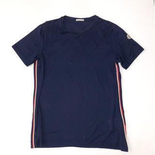 モンクレール(MONCLER)の美品 モンクレール Tシャツ サイズS(Tシャツ/カットソー(半袖/袖なし))