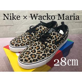 ワコマリア(WACKO MARIA)のWACKO MARIA × NIKE SB JANOSKI Leopard(スニーカー)