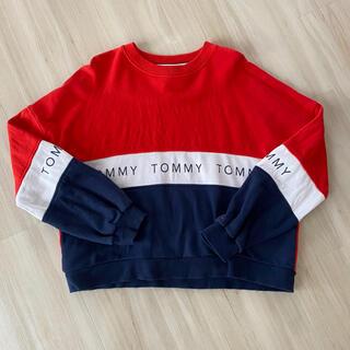 トミー(TOMMY)のTommy jeansのトレーナー(トレーナー/スウェット)