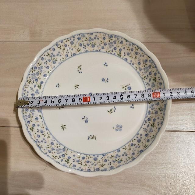 NIKKO(ニッコー)のLIBERTY カレーパスタ皿 5枚セット インテリア/住まい/日用品のキッチン/食器(食器)の商品写真