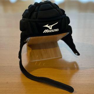 ミズノ(MIZUNO)の■送料無料■ミズノブラック ヘッキャ size XS 実使用無し 美品 訳あり(ラグビー)