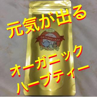 セイカツノキ(生活の木)のオーガニック 有機カツアバ茶 カツアバリーフ セサミン マカ アシュワガンダ(健康茶)