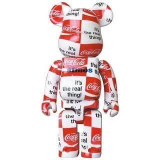 メディコムトイ(MEDICOM TOY)のBE@RBRICK atmos Coca-Cola 1000%(その他)