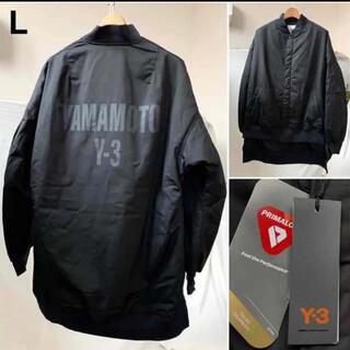 ワイスリー(Y-3)のY-3  20AW M CH2GFX BOMBERバックロゴボンバージャケット(ブルゾン)