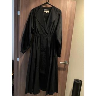 エンフォルド(ENFOLD)のENFOLD コートドレス(ロングコート)
