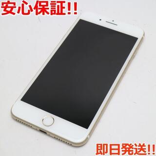 アイフォーン(iPhone)の良品中古 SIMフリー iPhone7 PLUS 32GB ゴールド (スマートフォン本体)