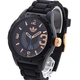 アディダス(adidas)のadidas 腕時計 100m防水 仕事用 おすすめ ADH3082 シリコン(腕時計(アナログ))