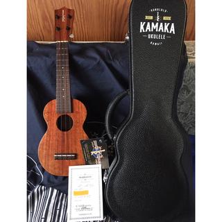 カマカ ソプラノウクレレ KAMAKA HF-1 2019年製