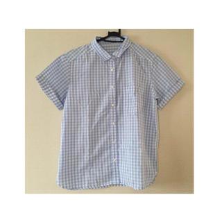 ジーユー(GU)のシャツ 今日だけセール!ワンコイン(シャツ/ブラウス(半袖/袖なし))