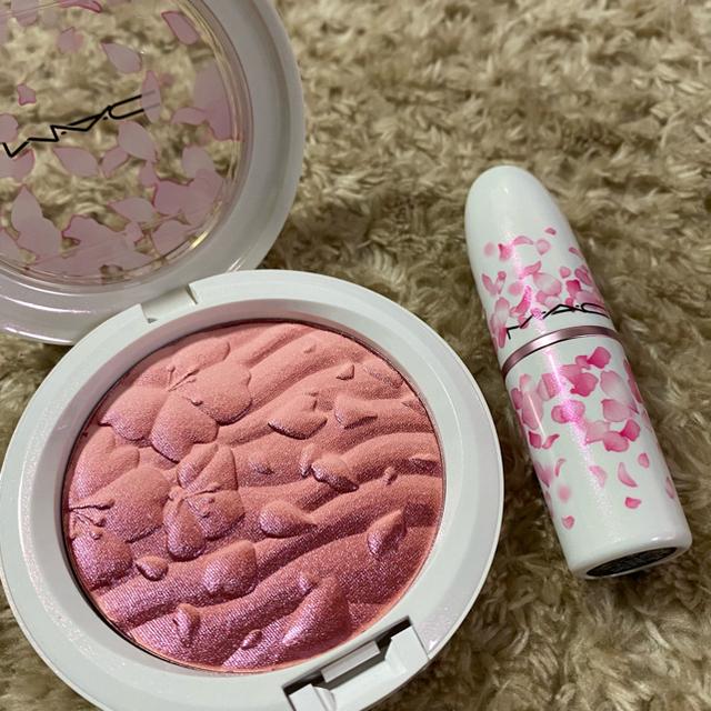 MAC(マック)のM·A·C   限定品 桜 コスメ/美容のベースメイク/化粧品(その他)の商品写真