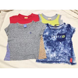 ラグマート(RAG MART)の🌴最終値下【百貨店ブランドセット】夏物4点 まとめ(Tシャツ/カットソー)