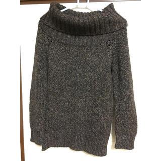 ボッシュ(BOSCH)のbosch ニット セーター レディース タートルネック 美品 暖 防寒 ウール(ニット/セーター)