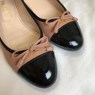 PRADA - プラダ 靴 パンプス フラット