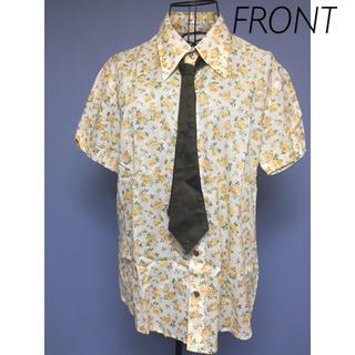 ミルクボーイ(MILKBOY)のMILKBOY S/S ネクタイ付き花柄シャツ(シャツ)