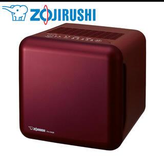 ゾウジルシ(象印)の【新品】ZOJIRUSHI  象印 空気清浄機 レッド(空気清浄器)