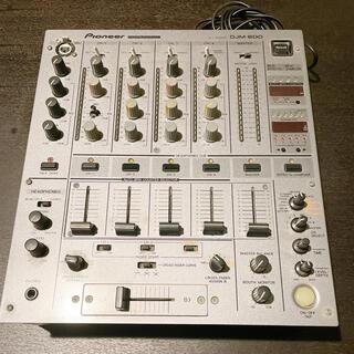 パイオニア(Pioneer)のPioneer DJ MIXER DJM-600(DJミキサー)