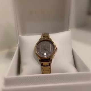 フルラ(Furla)の【のりさん専用】FURLAフルラ 腕時計 レディース ローズゴールド(腕時計)