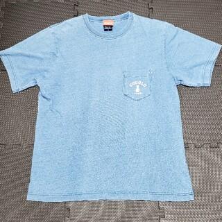 ココロブランド(COCOLOBLAND)のCOCOLO BLAND ココロブランド 胸ポケットロゴ 半袖Tシャツ(Tシャツ/カットソー(半袖/袖なし))