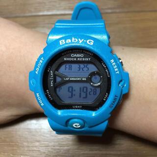 ベビージー(Baby-G)の【値下げ/美品/ほぼ新品】CASIO  Baby-G  BG-6903(腕時計)