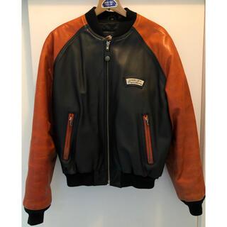 ハーレーダビッドソン(Harley Davidson)のハーレーダビッドソン 革ジャン (レザージャケット)