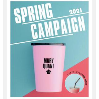 マリークワント(MARY QUANT)のMARY QUANT  マリークヮント  サーモタンブラー(タンブラー)