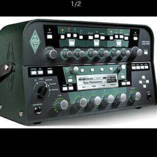コルグ(KORG)のKemper AMPLIFIER HEAD Rack 有償リグ1000個以上販売(ギターアンプ)
