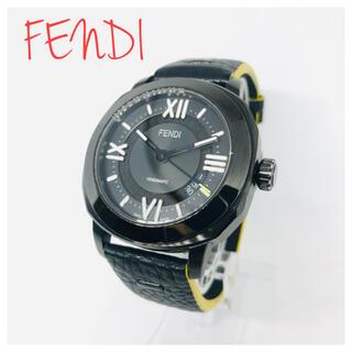 フェンディ(FENDI)のフェンディ セレリア ワインディングマシーン付き メンズ腕時計 FENDI(腕時計(アナログ))