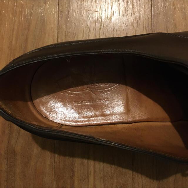 J.M. WESTON(ジェーエムウエストン)のj.m.weston ジェイエムウエストン 641 ゴルフ 8.5E メンズの靴/シューズ(ドレス/ビジネス)の商品写真