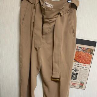 ジエダ(Jieda)のCULLNI pants(スラックス)