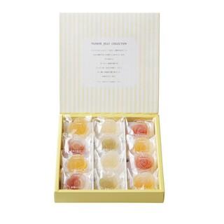 ミツコシ(三越)の彩果の宝石 12個入り プレゼント ギフト(菓子/デザート)