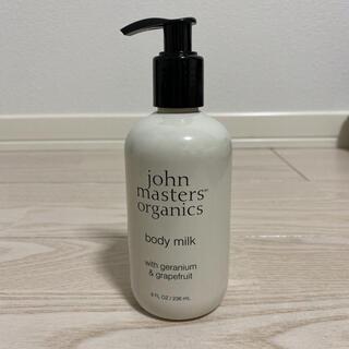 ジョンマスターオーガニック(John Masters Organics)のjohn masters organics  G&G Body milk(ボディローション/ミルク)