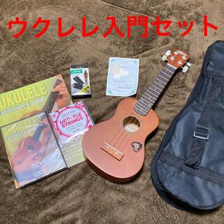 ウクレレ入門セット(DVD付き)(その他)