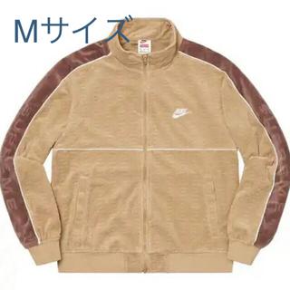 シュプリーム(Supreme)のMサイズ Supreme Nike velour track jacket 新品(ブルゾン)