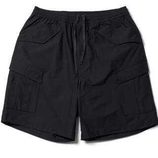 ダイワ(DAIWA)のDAIWA PIER39 Tech 6P Mil Shorts 黒 L 21ss(ショートパンツ)