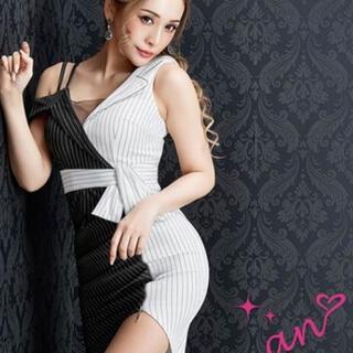 an - an ドレス M