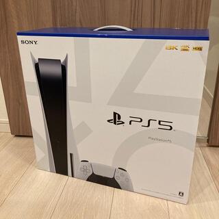 プレイステーション(PlayStation)のPlaystation 5 (PS5) CFI-1000A01 未開封新品(家庭用ゲーム機本体)
