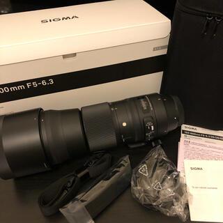 SIGMA - SIGMA 150-600mm F5-6.3 DG OS HSM EF