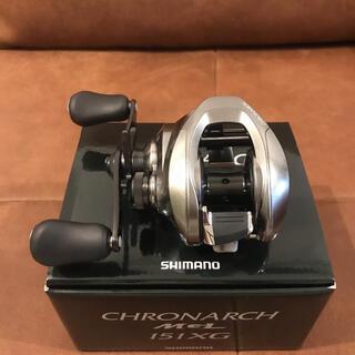シマノ(SHIMANO)の【新品未使用】17クロナークMGL 151XG(左ハンドル)(リール)