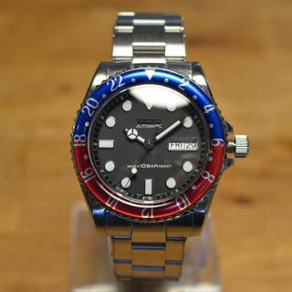 セイコー(SEIKO)のSeiko SKX031 NH36 アップグレード カスタム seikomods(腕時計(アナログ))