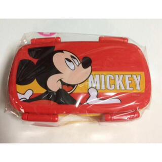 ミッキーマウス(ミッキーマウス)の新品.ミッキー ランチボックス.ミッキー 2段ランチボックス.ランチボックス(弁当用品)