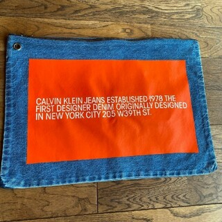 カルバンクライン(Calvin Klein)の新品 Calvin Klein 205W39NYC ポーチ クラッチバッグ(セカンドバッグ/クラッチバッグ)