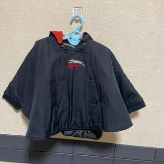 コシノジュンコ(JUNKO KOSHINO)のJUNKO KOSHINO ポンチョ(ジャケット/上着)