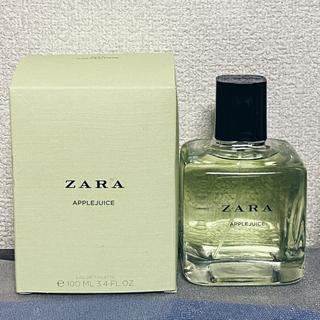 ザラ(ZARA)のザラ アップルジュース オードトワレ 100ml 箱付き(香水(女性用))