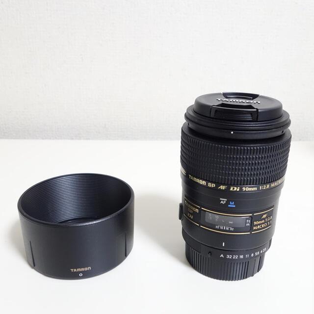 TAMRON(タムロン)の★うっちーさま専用タムキュー★ スマホ/家電/カメラのカメラ(レンズ(単焦点))の商品写真