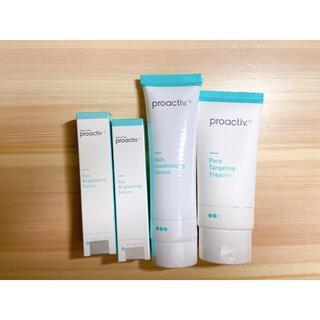 プロアクティブ(proactiv)のプロアクティブ+ STEP2・STEP3・目元美容液(美容液)