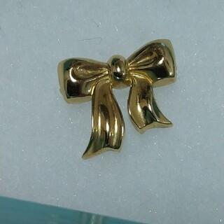 ティファニー(Tiffany & Co.)のTIFFANY&Co.ティファニーk18ブローチ(ブローチ/コサージュ)