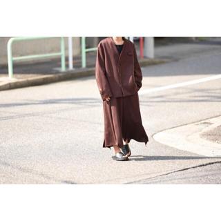 カナタ(KANATA)のka na ta 12 years jacket brown(その他)