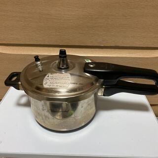 ワンダーシェフ(ワンダーシェフ)のワンダーシェフ圧力鍋 IH対応3 L(調理機器)