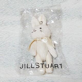 ジルスチュアート(JILLSTUART)の新品♡ジルスチュアート ウサギ ぬいぐるみ キーホルダー(キーホルダー)
