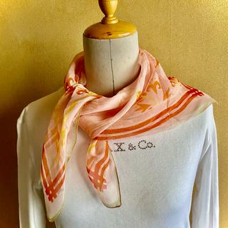 スカーフ / イタリア製(バンダナ/スカーフ)